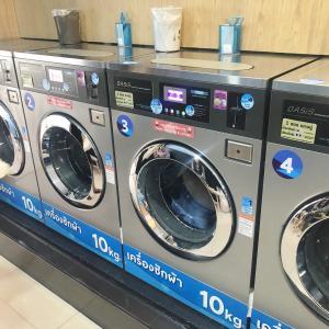 Otteri Wash & Dry(オッテーリ ウォッシュ アンド ドライ)で洗濯!サードロードにあるコインランドリー!