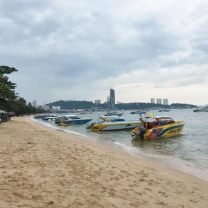 2017年1月タイ旅行記「タイとの出会い~衝撃~」その4 パタヤを目指して