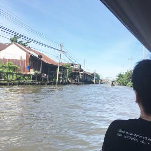 2017年8月タイ旅行記2「タイ、再び~油断~」その2 また観光ツアーへ