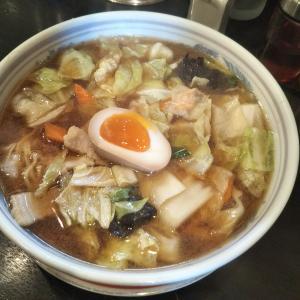 下痢でも美味しく頂けました(^.^) 宝華食堂野菜ラーメン