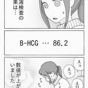 妊活記録145 (5回目妊娠再判定)