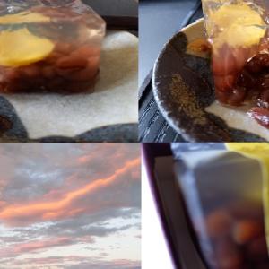 残暑厳しい毎日~水菓子でほっと一息 小豆はいかがでしょうか?&半額商品あり!