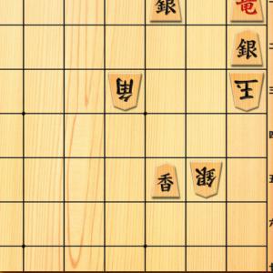 詰将棋~5手詰~