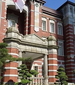 東京早や巡り(3)~丸の内から皇居~