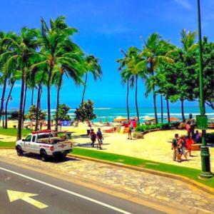 ハワイの観光業が再開‼︎‼︎