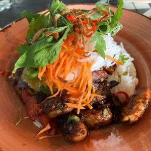 新たなベトナム料理にハマる