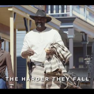 イドリス・エルバとラキース・スタンフィールドが「The Harder They Fall 」で共演するそうですよ