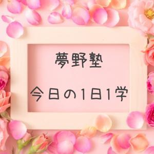 今日の1日1学 ~やかんの不思議~