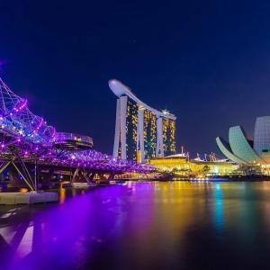 シンガポールで75%の経済活動が再開