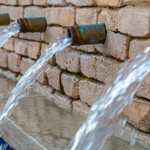 マイボトルを使おう!給水所も増えています