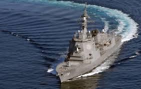 日本がイージス艦を2隻追加建造します