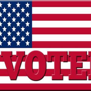 アメリカの選挙人が、いよいよ大統領を投票します