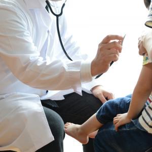 イクメン日記vol.59(6/30) またまた体調不良…。下の子KEITYの小児科受診。