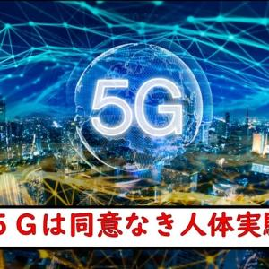 5Gの危険性