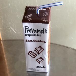 コンビニおやつのご紹介!オーガニクのチョコレートドリンク