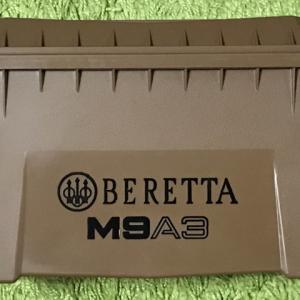 ベレッタM9A3用ピストルケース(とイサカM37木製先台)を購入。