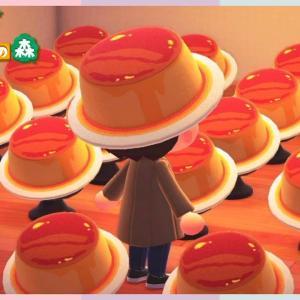 【チャンネル「しぐもちゃんねるだ」】【あつ森】リアルすぎるプリンの帽子をマイデザインで作ってみた!【あつまれどうぶつの森】