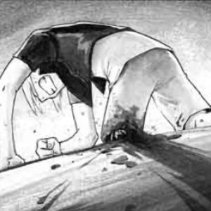 連載小説『右腕を持ってかれた』家鳴り(2020)