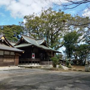 【下総神崎】神崎神社