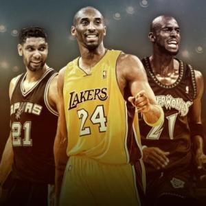 【NBA】祝砲!コービー、ダンカン、ガーネットの3名が殿堂入り決定!!