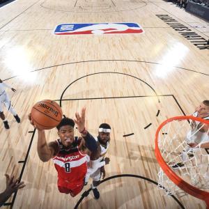 【NBA】全試合結果(2020.7.23) ~今日から練習試合が開始!八村選手はチームTOPの18得点~