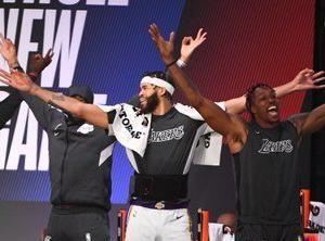 【NBA】レイカーズ VS ウィザーズ(2020.7.28)~スミスとウェイターズの新加入組で38得点!八村選手はまたまたチームトップの19得点を記録!!~