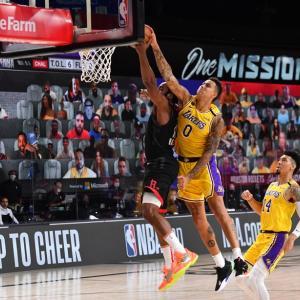 【NBA】レイカーズ VS ロケッツ(2020.8.7)~覚醒しつつあるクズマ!レイカーズの救世主となるか。~