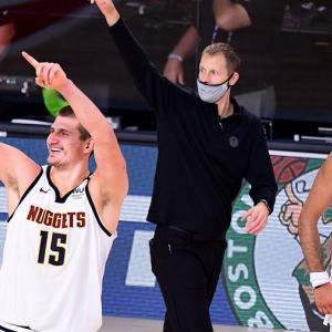 【NBA】全試合結果(2020.9.16)~ナゲッツがクリッパーズを倒しWCFへ!ECFはヒートが初戦を飾る!~