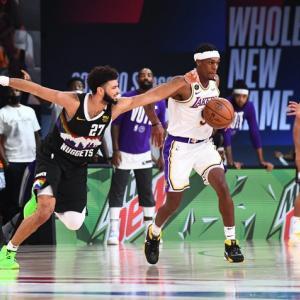 【NBA】WCF GAME3 レイカーズ VS ナゲッツ(2020.9.23) ~後半に怒涛の追い上げを魅せるもあと一歩が出ず!シリーズは2-1に!~