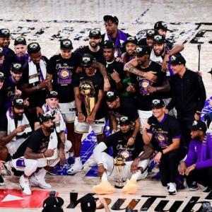 【NBA】FINAL GAME6 レイカーズ VS ヒート(2020.10.12) ~祝!2019-2020シーズンはレイカーズがNBAチャンピオンに!~