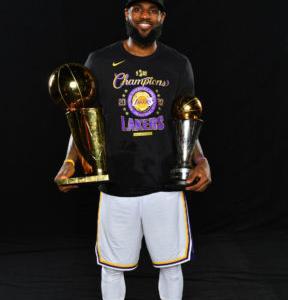 【NBA】2019-2020シーズン優勝のレイカーズのスタッツ振り返り