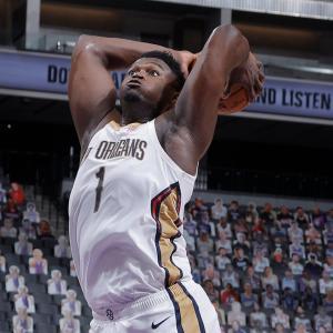 【NBA】全試合結果(2021.1.18)~ザイオン・ウィリアムソンが31得点の活躍で、ペリカンズ勝利!!~