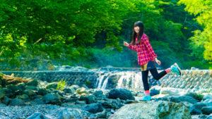 春夏キャンプ服が凄い快適!