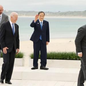 【宣言】菅首相「G7全首脳から大変力強い開催支持をもらった」
