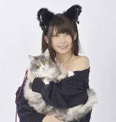 【えなこx猫】コスプレイヤーえなこ、さらば・森田がMCの新番組
