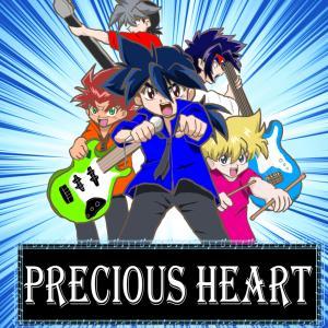 爆ベイ パラレル小説 PRECIOUS HEART P-Ver. 解説 ※小説の本文に暴力表現が含まれる作品です⚠
