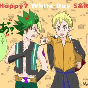 ベイバ イラスト シスクミ Happy? White Day 2021/03/14投稿(T)
