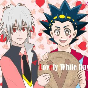 ベイバ シュウバル&フリバルマンガ② Lovely White Day 2021/03/14投稿(P/T)