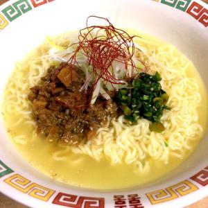 【肉味噌】サッポロ一番塩ラーメン【ニラ辛子】