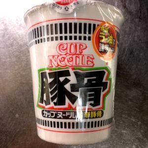 カッヌードル【豚骨】【CUP NOODLE】