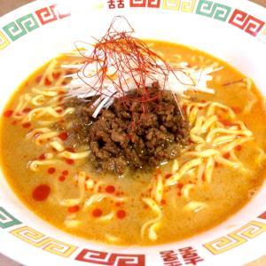 ゴマ味噌担々麺【マルちゃん正麺】