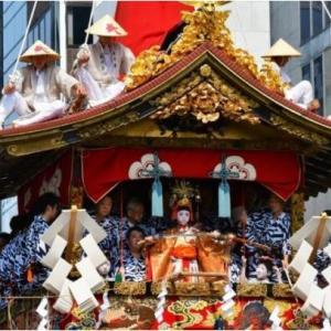 祇園祭が中止になったら、京都の夏は寂しおすえ!