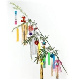 七夕飾りを折り紙で作るおしゃれで簡単な作り方と笹がないときの飾り方