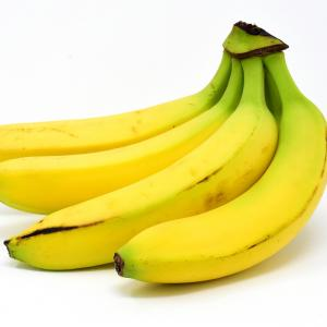 バナナの冷蔵庫での保存期間は?黒くならない保存方法と美味しい食べ方は?