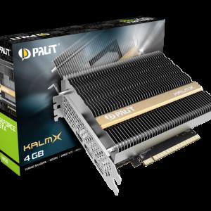 ファンレス仕様の「GeForce GTX 1650 KalmX」がPalitからデビュー、ゲームプレイ時の0dB環境を追求