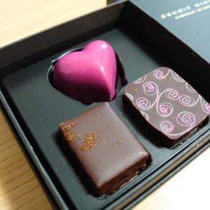 【おすすめスイーツ】ブノワ・ニアンのチョコレート【BENOIT NIHANT】