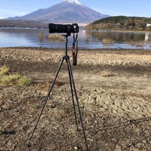 【UT-3 AR UT3AR】アウトドアに最適すぎる軽くてコンパクトなカメラ三脚を買ったのでレビュー