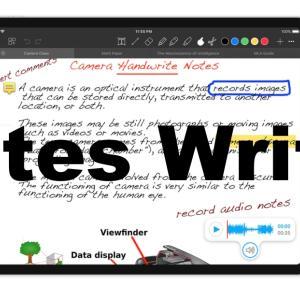 無料手書きノートアプリならNotes Writerがおすすめ!メリットやデメリットを解説