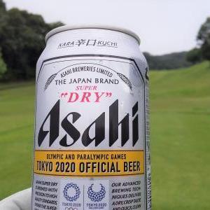 楽しく初ゴルフ出来ました!あちこち体がいたい・・・