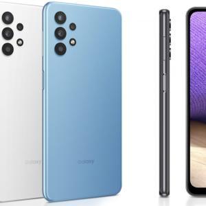 5G機種 Galaxy A32はどんな人が買うべき?スペックは?